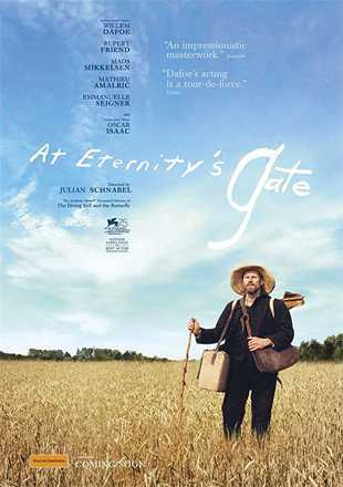 At Eternity's Gate 2018 Full English Movie Download HDRip 720p ESubs