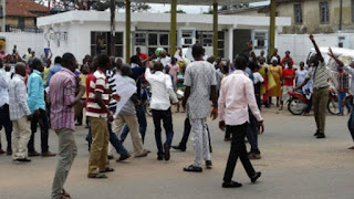 Kwara: Workers shutdown Kwara over unpaid salaries