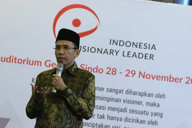 Jokowi Akui Bidik TGB, Begini Tanggapan Demokrat