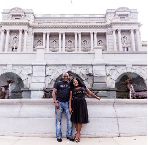 Nigerian couple who got engaged 3 days after they met celebrate their 16th wedding anniversary