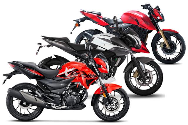 Hero Xtreme 200R vs TVS Apache RTR 200 vs Bajaj Pulsar NS200: Price, features, specification comparison