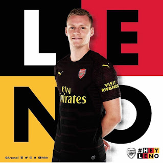 Official ! - Arsenal announce Bernd Leno transfer - Medicals Completed