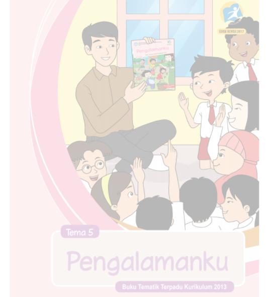 Buku Guru dan Siswa Kelas 2 Semester 2 Kurikulum 2013 Revisi 2017