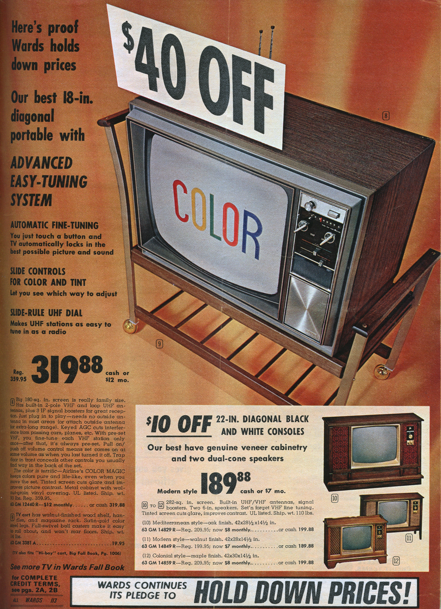 Neato Coolville This 1970 Montgomery Ward Catalog Is