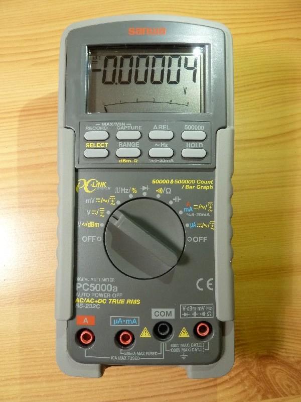 SANWA PC5000A PDF