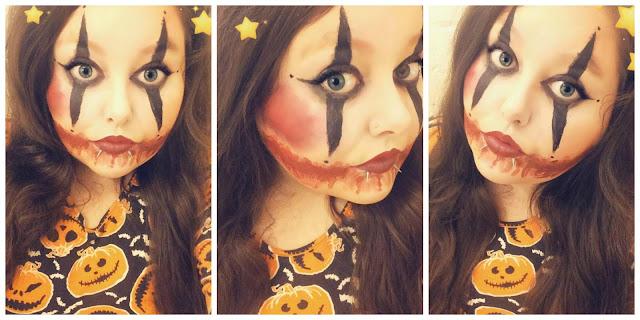 Halloween Look: Clown