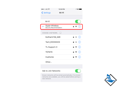 Lookup IP LAN For iOS