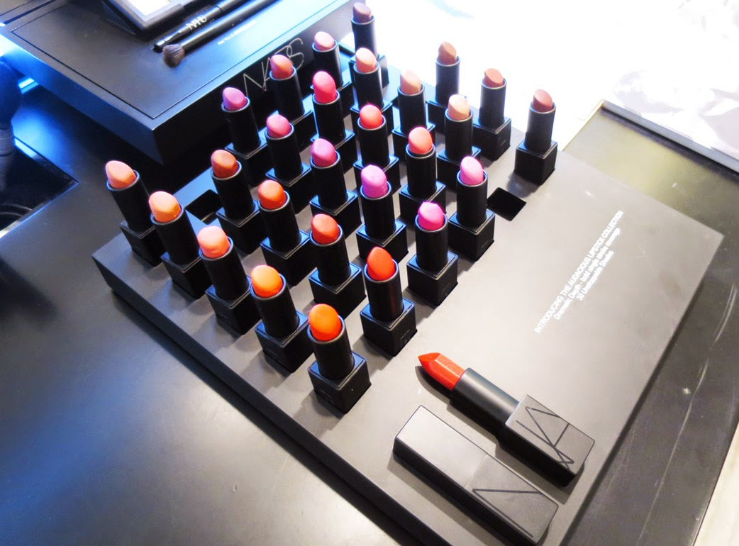 NARS Audacious Lipstick Review