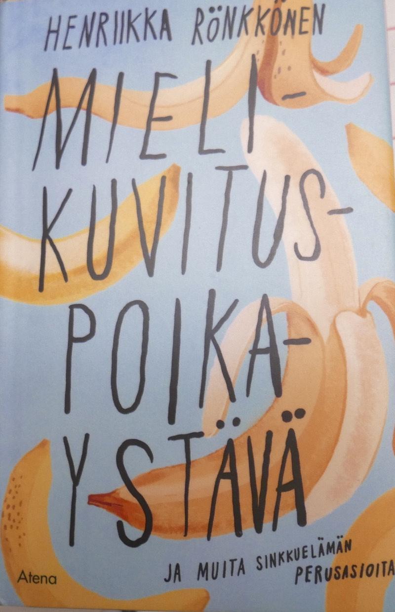 mielikuvituspoikaystävä kirja Turku