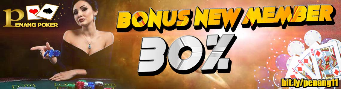 BONUS NEW MEMBER 30%-1