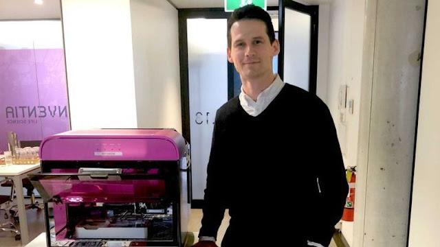 Ilmuwan Australia Ciptakan Printer Penguji Obat Kanker 3D