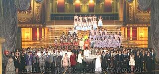 JMusic-Hits.com Kouhaku 2015 - Hana wa saku
