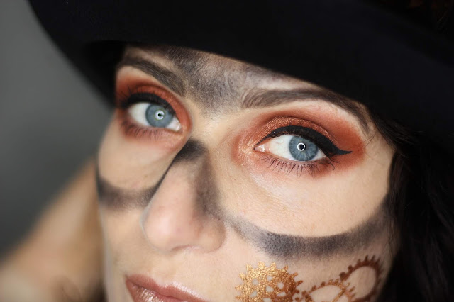 steampunk-makeup