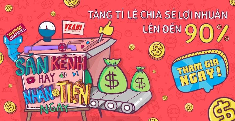 Chương trình kiếm tiền mới: Săn kênh hay - Nhận tiền ngay