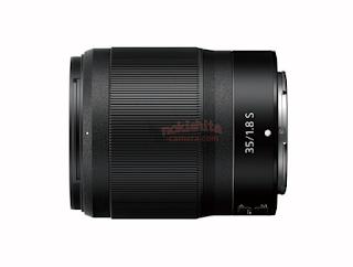 Nikon Z 35mm f1.8S Digital Lens