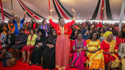 Murang'a Women rep Sabina Chege. PHOTO | FILE