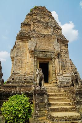 Mébon Oriental - Angkor - Cambodge