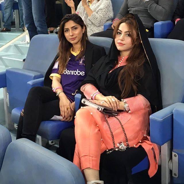 Pak Celeb Pic's: Uzma Khan with Sana ( Mrs Ahmed Shahzad ...