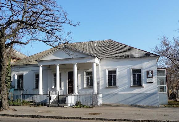 Николаев. Дом, построенный Иосифом Дерибасом