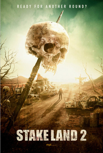 The Stakelander (2016) [BRrip 1080p] [Latino] [Terror]