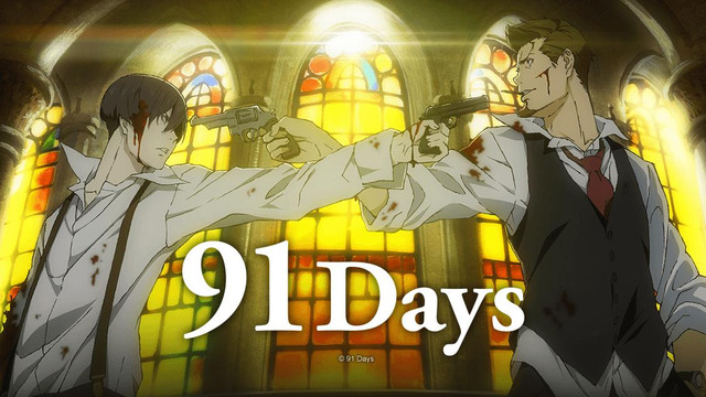 Download 91 Days Sub Indo 480p 720p Batch