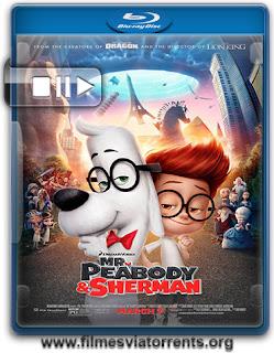Mr. Peabody and Sherman Torrent - BluRay Rip 720p e 1080p Legendado (2014)
