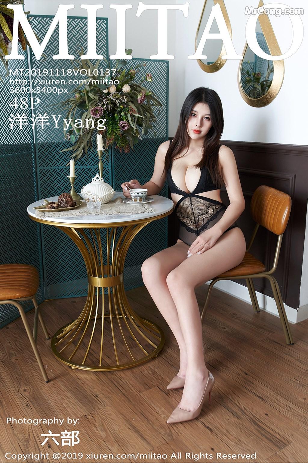 MiiTao Vol.137: 洋洋Yyang (49 ảnh)