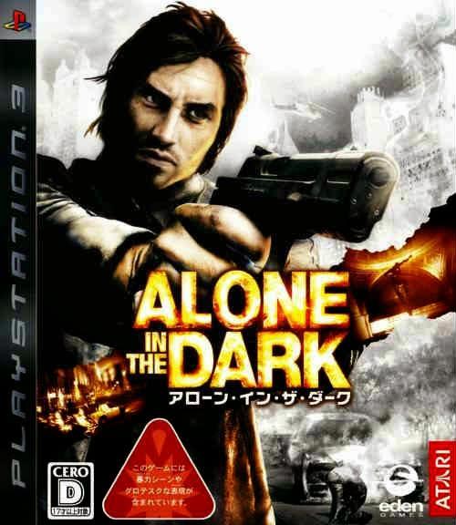PS3 Game : Alone In The Dark - Infero 1