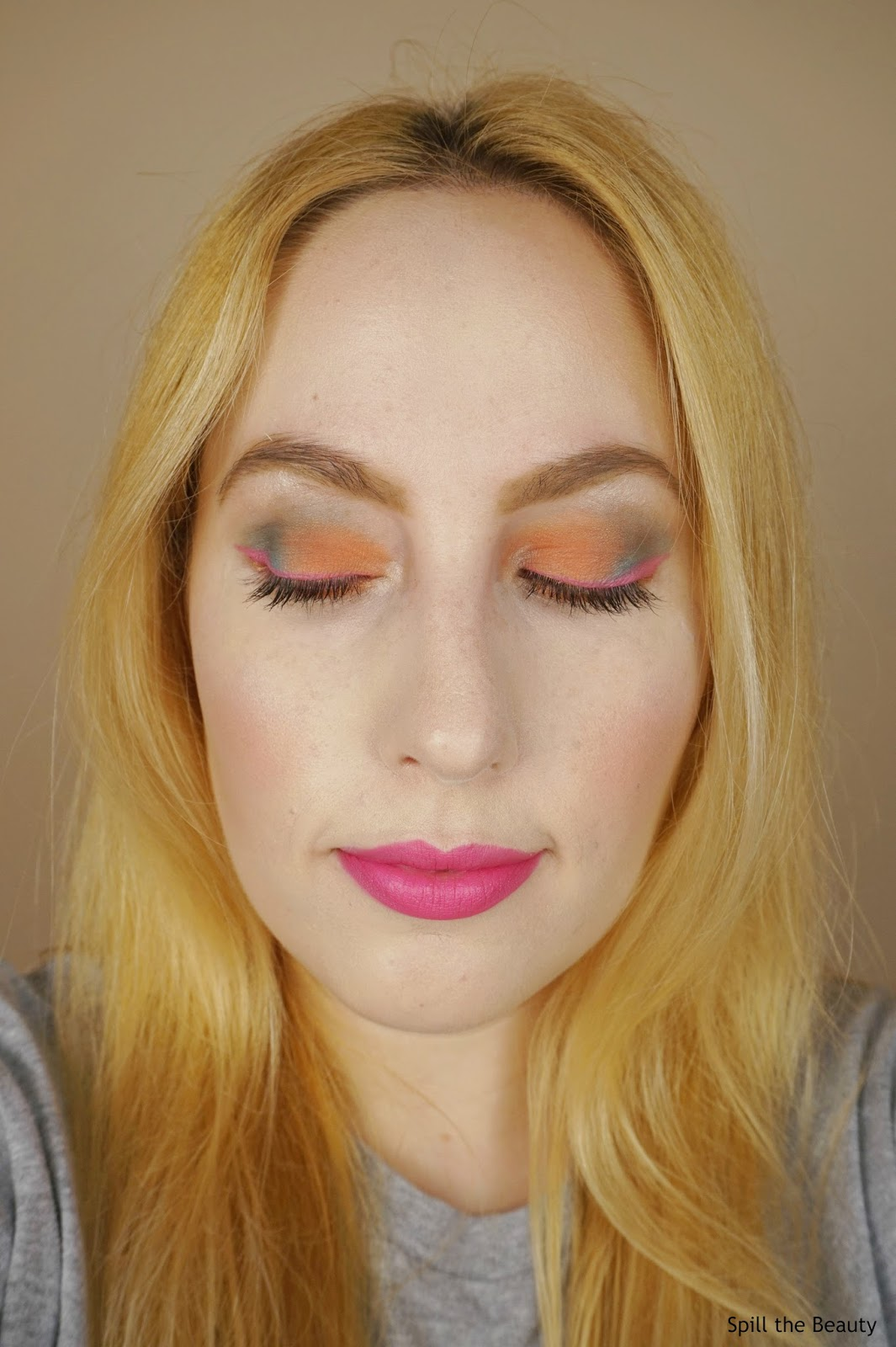fotd pride 2017 too faced sugar pop palette mac  embrace me