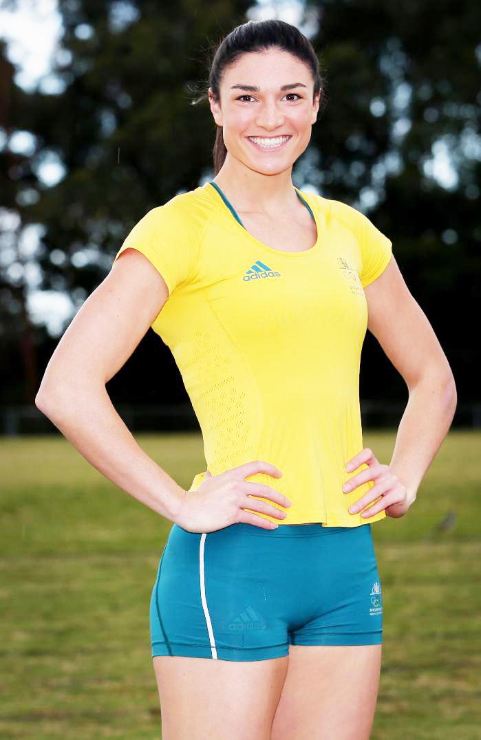 atlet australia cantik Model olahraga Lari Gawang Michelle Jenneke dunia atlet australia cantik Model olahraga Lari Gawang Michelle Jenneke indonesia