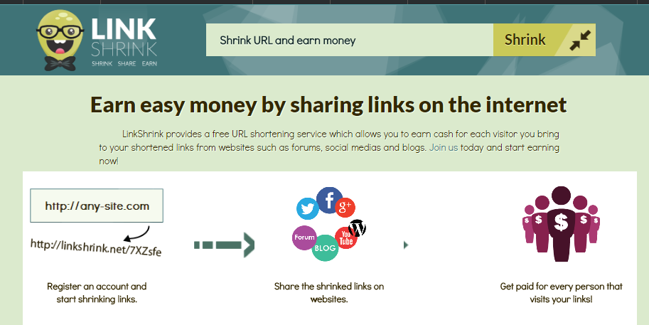 linkshrink.net