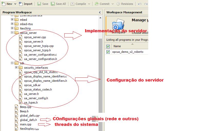 Estudo da API do SDK do OPC-UA Server da Matrikon | Diário