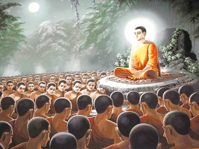Đạo Phật Nguyên Thủy - Đường Xưa Mây Trắng - Chương 56: Trùng sinh ân nặng