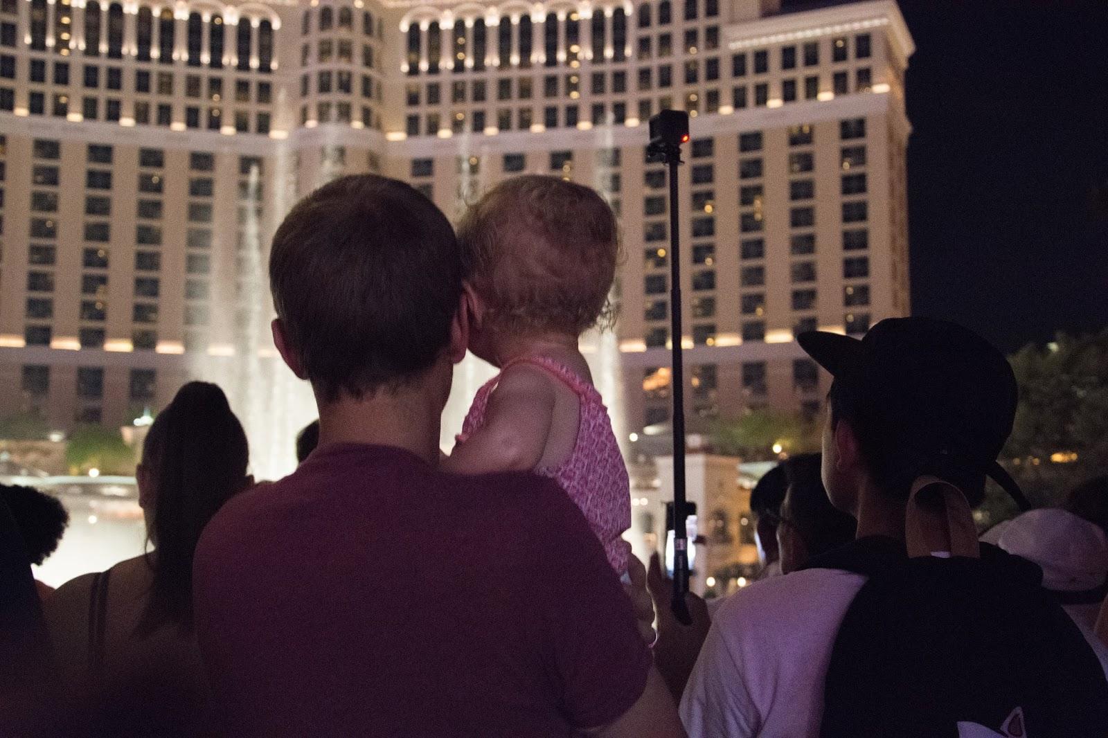 Un Viaje único Las Vegas: The McCoy Family