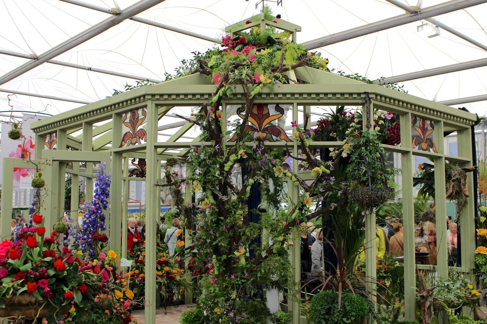 RHS Chelsea Flower Show 2016 blogger