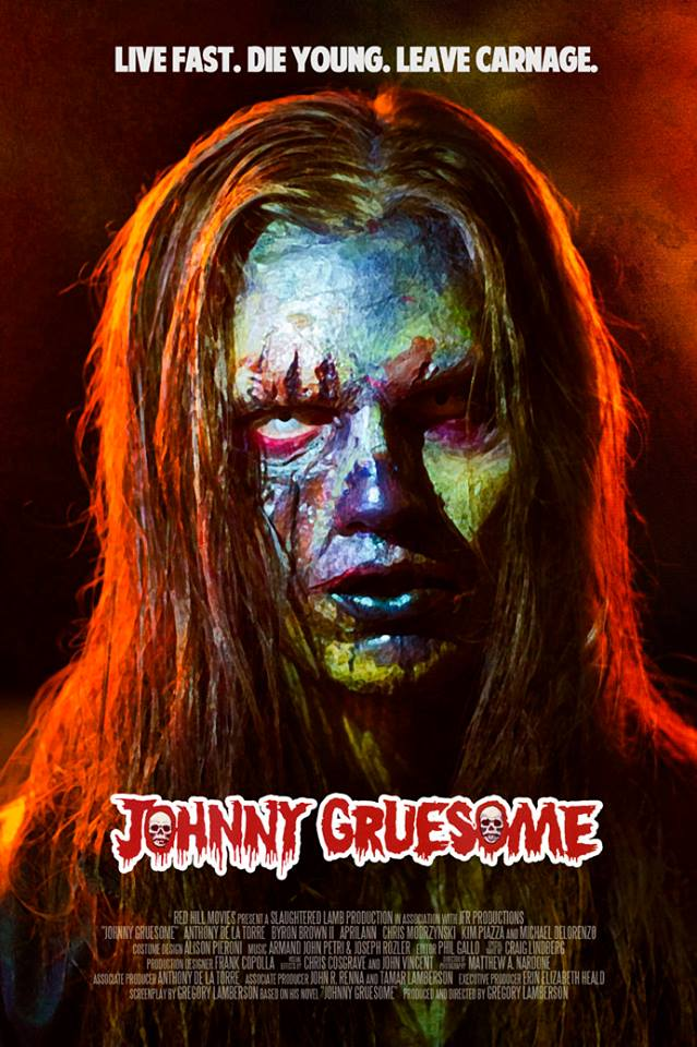 Trailer Oficial de Johnny Gruesome 2018