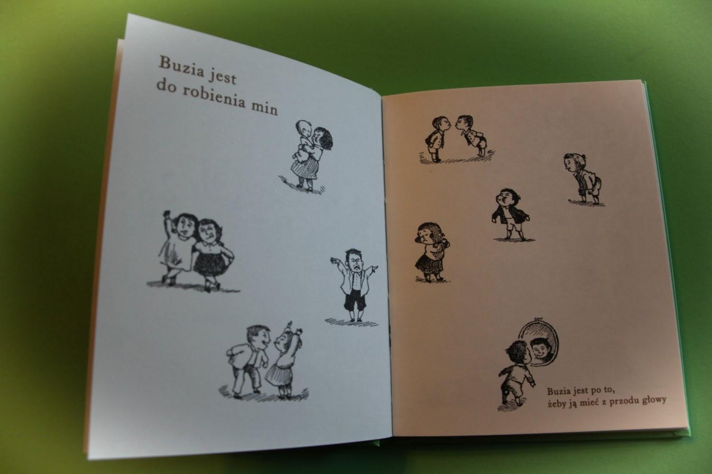 """""""Dołek jest do kopania. Książka pierwszych definicji"""", """"Przyjęcie dla motyli"""" Ruth Krauss, Maurice Sendak"""