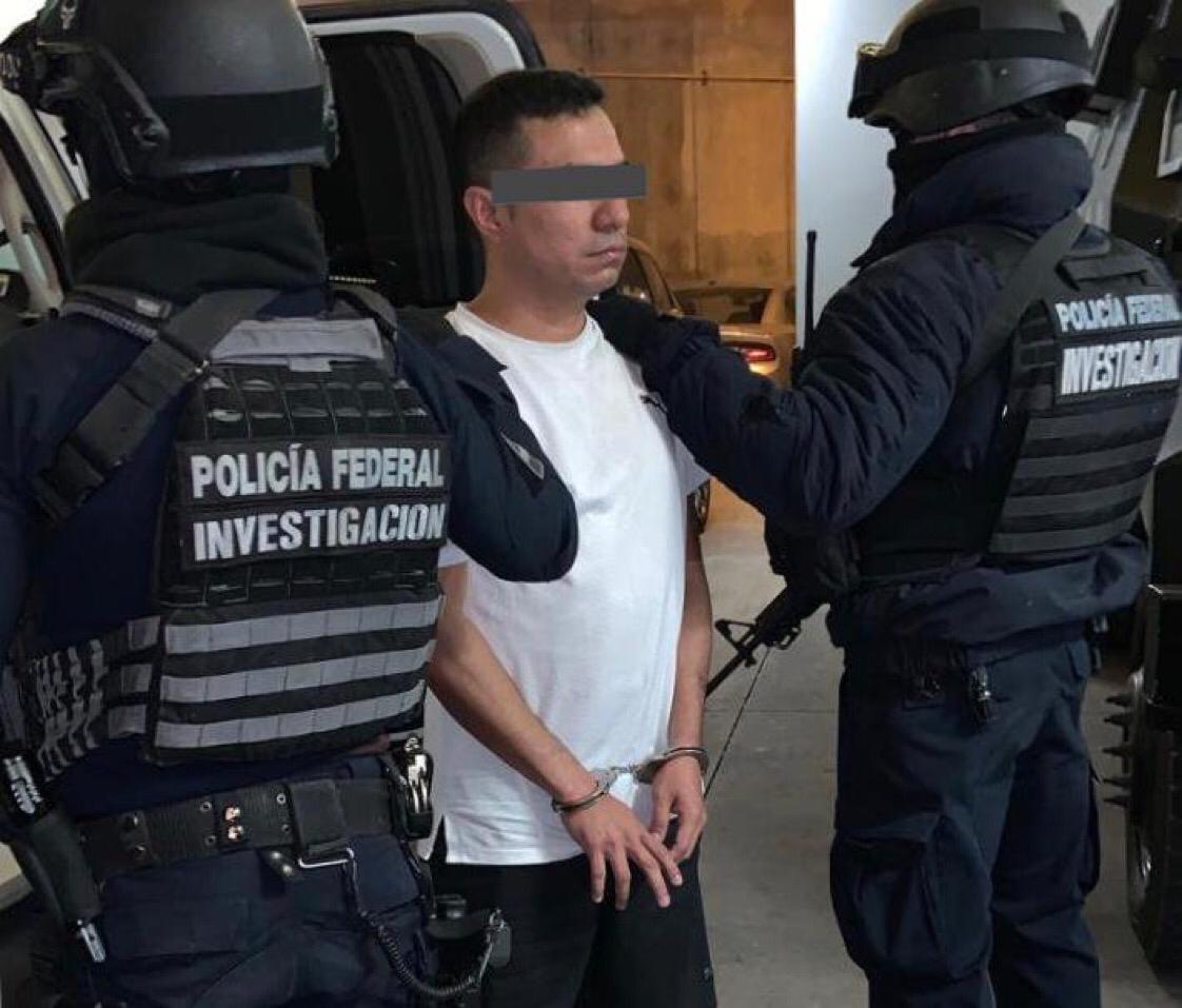 """""""El Ray"""", jefe de plaza del CJNG, sobrevivió a balaceras y enfrentamientos de la contra antes de su detención."""