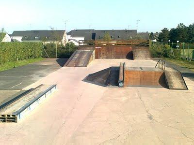 Saint Ay skatepark