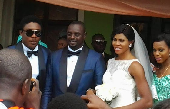 blessing okagbare wedding pictures