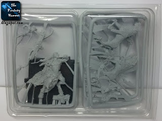 Orion, King in the Woods resin kit review 1
