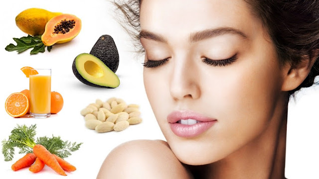 Glowing and healthy skin naturally at home by using natural home remedies