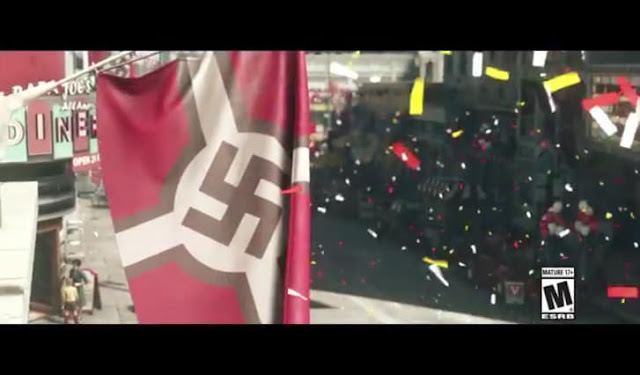 First screenshot from Wofenstein II teaser