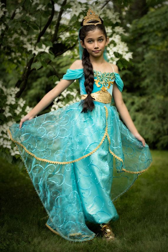 disfraz de  Jasmine