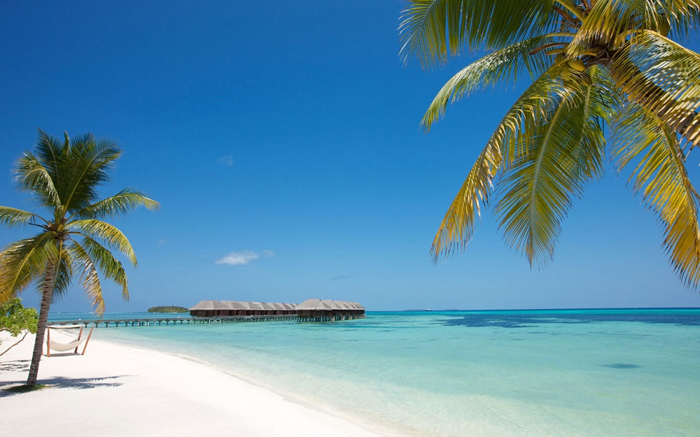 LUX* South Ari Atoll Maldives Water villas