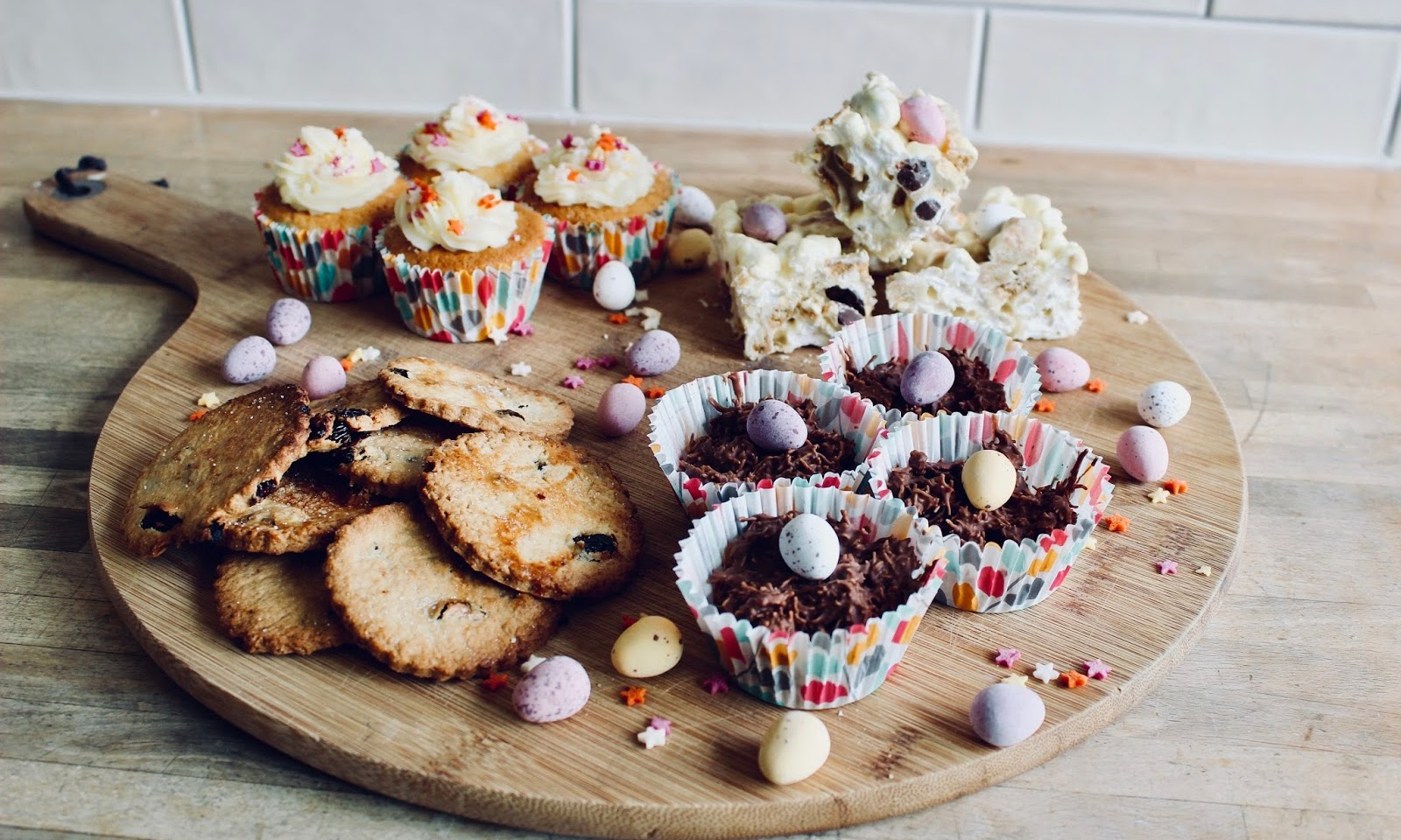 Easy Easter Baking