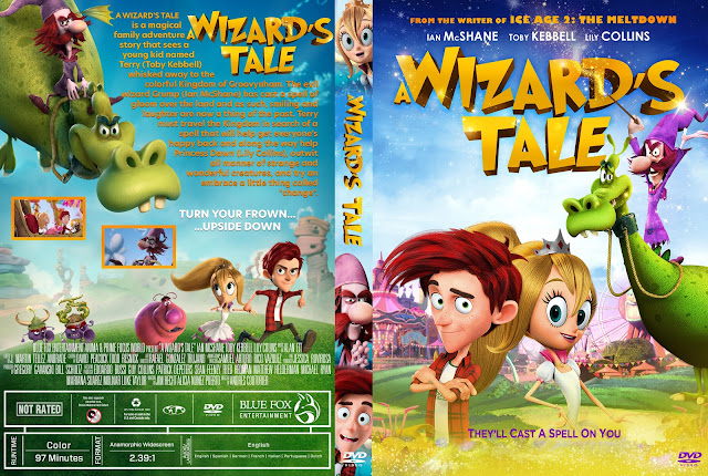 A Wizard's Tale DVD Cover