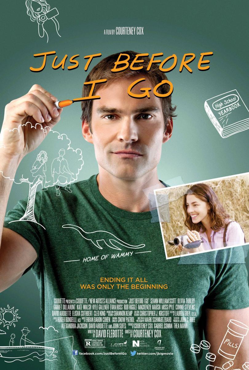 Just Before I Go (2014) ขอเคลียร์ใจก่อนไปจากเธอ [Subthai ซับไทย]