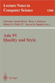Ada Quality and Style Guide: Guidelines for Professional Programmers