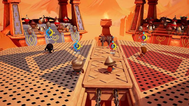 World of Warriors llegará el 21 de marzo a PlayStation 4